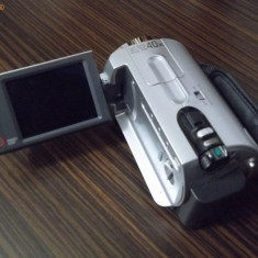Camera video sony, Hard Disk, CCD
