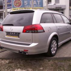 Vand prelungire bara spate Opel Vectra C caravan Irmscher - Spoiler, VECTRA C - [2002 - 2013]