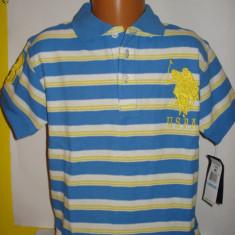 Tricou US Polo Assn - baieti 5-6 ani