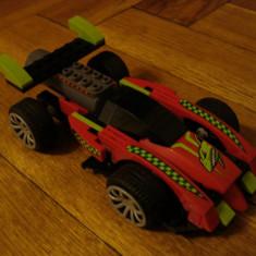 Macheta masina cars originala LEGO Racers Fast Red Shark Team Creators - LEGO Cars