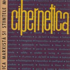 Dialectica marxista si stiintele moderne - Cibernetica, probleme filozofice si sociale - vo.4 - Carte Cibernetica