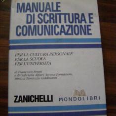 Manuale di Scrittura E Comunicazione - Francesco Bruni Altele