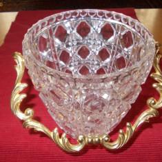 Bol din cristal pentru geata - Bol sticla