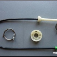 Kit reparatie macara geam Bmw Seria 5 tip E39 ('99-'04)spate dreapta