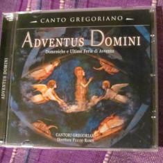 Canto Gregoriano - Adventus Domini (muzica gregoriana) - Muzica Religioasa