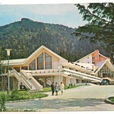 Carte postala(ilustrata)-POIANA BRASOV-Hotel Teleferic - Carte Postala Transilvania dupa 1918