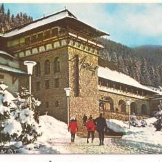 Carte postala(ilustrata)-POIANA BRASOV-Hotel Sport - Carte Postala Transilvania dupa 1918
