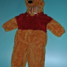 Costumatie Winnie the Pooh, Disneystore, 12 luni - Costum copii