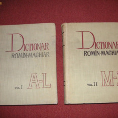 Dictionar Roman - Maghiar (2 volume)