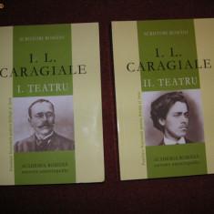 I.L. Caragiale - Teatru l - ll (Academia Romana) - Carte traditii populare
