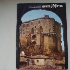 Revista VIGNES &VINS - 1980 - Revista casa