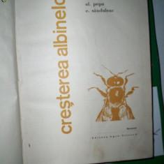 Cresterea albinelor ( apicultura / stparit  - Barac / FOTI / POPA / SANDULEAC