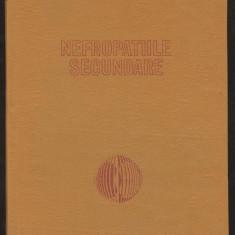 NEFROPATIILE SECUNDARE*Nicolae Manescu - Carte Oncologie