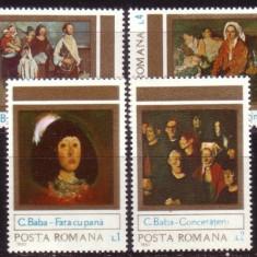 Romania L1085 Reprod arta-Corneliu Baba 1983 - Timbre Romania