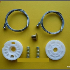 Kit reparatie macara geam actionat electric Mercedes A Class tip W168 (pt an fab.'97-'04)fata dreapta