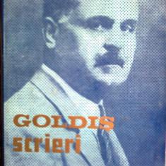 Scrieri social-politice si literare-Vasile Goldis