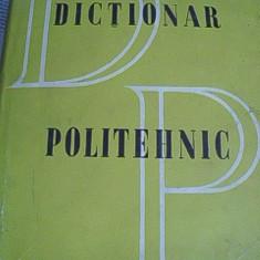 DICTIONAR POLITEHNIC - Enciclopedie
