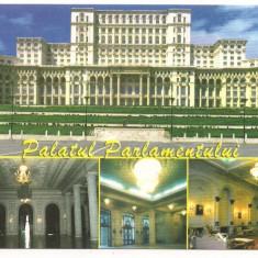 carte postala-BUCURESTI=Palatul Parlamentului