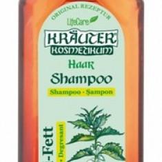 Sampon pentru par gras Krauter cu urzica BIO (500 ml) - Remediu din plante