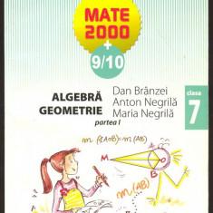 Dan Branzei*Anton Negrila*Maria Negrila_ARITMETICA GEOMETRIE cls.aVII-a - Manual scolar paralela 45, Clasa 5, Paralela 45