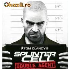 Tom Clancy's Splinter Cell Double Agent PC - Jocuri PC Ubisoft, 18+