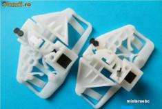 Kit reparatie macara geam Citroen Berlingo  (fabricatie 1996-2008) fata dreapta