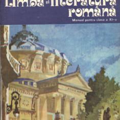 Manual de Limba si Literatura romana, cl. a XI-a - Manual scolar didactica si pedagogica, Clasa 11, Didactica si Pedagogica