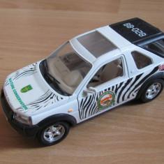 Land Rover Freelander, Bburago, 1:24 - Macheta auto