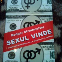 Sexul vinde, Rodger Streitmatter - Carte de publicitate