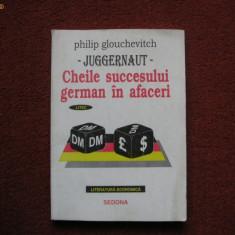 Philip Glouchevitch - Cheile succesului german in afaceri - Carte Marketing