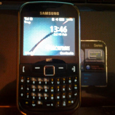 Samsung s3350 chat - Telefon Samsung, Neblocat, Single SIM, 2.4'', 2 MP, Micro SD