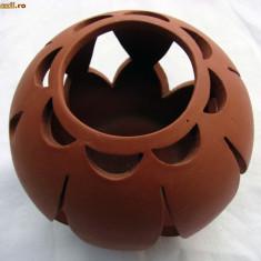 Ceramica suport pentru lumanare - Arta Ceramica