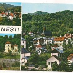 Carte postala(ilusrata)-OLANESTI - Carte Postala Oltenia dupa 1918