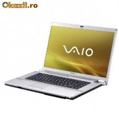"""Laptop Sony VAIO Core 2 Duo T9400, 4Gb, Hdd 500 Gb, 16,4"""""""