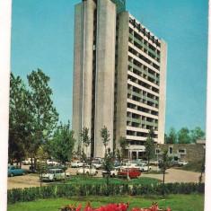 Carte postala(ilusrata)-MAMAIA-Hotelul Riviera