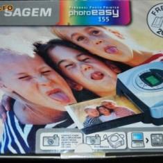 Vind imprimanta portabila foto SAGEM PhotoEasy 155 - Imprimanta foto, USB