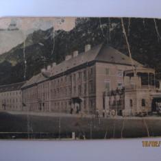 CARTE POSTALA DIN 1922 CU BAILE HERCULANE