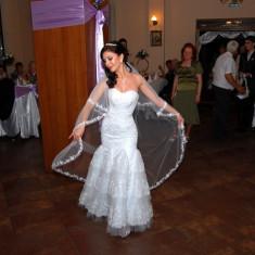 ROCHIE DE MIREASA NOVA BRIDE, 1100RON - Rochie de mireasa sirena