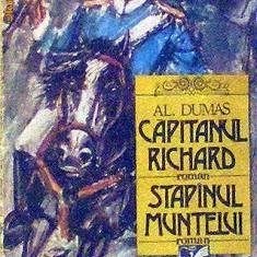Capitanul Richard.Stapanul muntelui   Alexandre Dumas