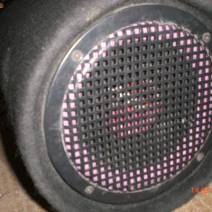 Subwoofer auto HiFonics 8 inches made in USA