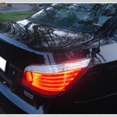 Stopuri originale HELLA pentru BMW Seria 5 E60 LCI ( LED, noi, in cutie ), 5 (E60) - [2003 - 2013]