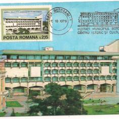 Ilustrata maxima- BOTOSANI-Palatul politicoadministrativ