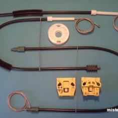 Kit reparatie macara geam Peugeot 607 (pt an fab.'00-'10)fata dreapta