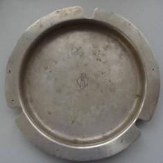 SCRUMIERA - alpaca argintata