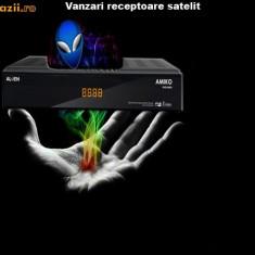 Vand receptoare satelit SD sau HD