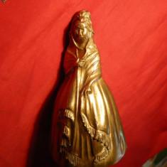Statueta Bronz - Femeie - Bibelou vechi