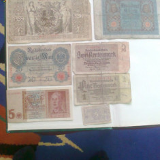 Bani vechi berlin 1910-1942 - lot colectie