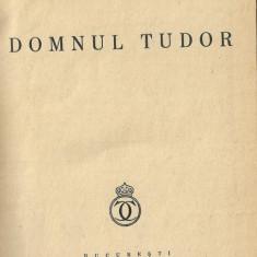 C.Ardeleanu / DOMNUL TUDOR VLADIMIRESCU - roman istoric, editie 1934 - Carte Editie princeps