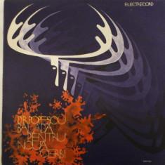 Discuri vinyl pick-up ELECTRECORD D.R. POPESCU Balada Pentru Noua Cerbi 1983