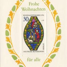 COLITA TIMBRE GERMANIA 1976 - Timbre straine